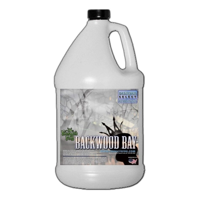 Backwood Bay Fog Fluid